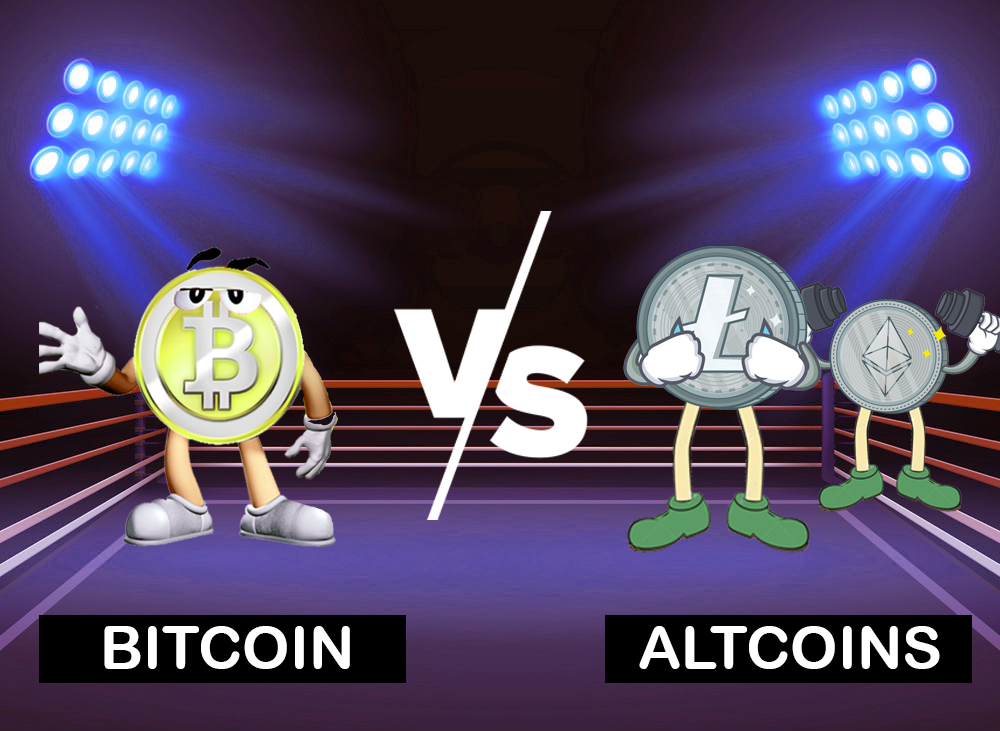 Bitcoin vs Altcoins: Which will generate a higher ROI on your investment