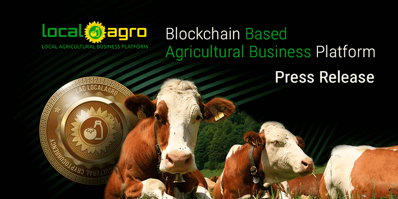 LocalAgro – Blockchain Based Agricultural Business Platform