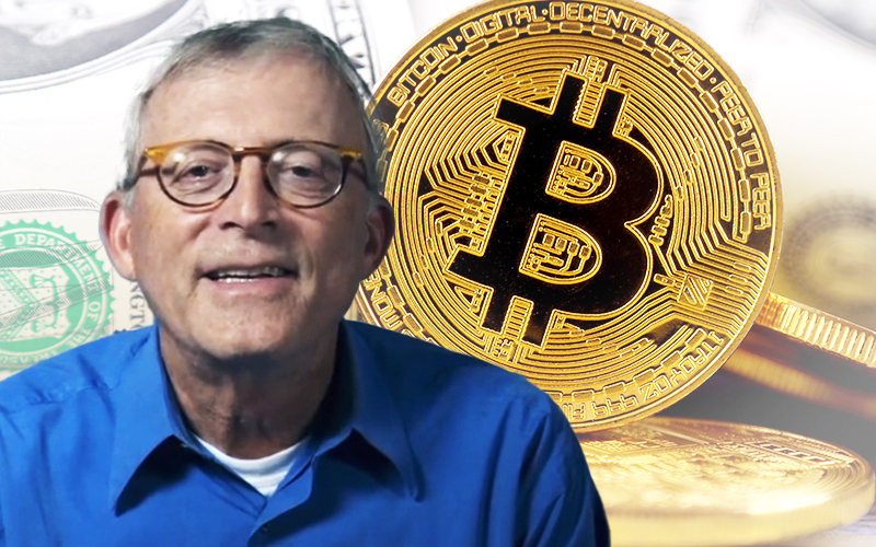 Veteran Trader Peter Brandt Warns Further Fall of Bitcoin