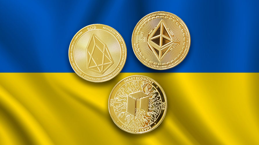 Crypto Is An Intangible Asset In The Country: Ukraine