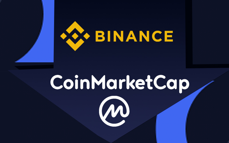 Binance All Set To Acquire CoinMarketCap In $400 Million Deal