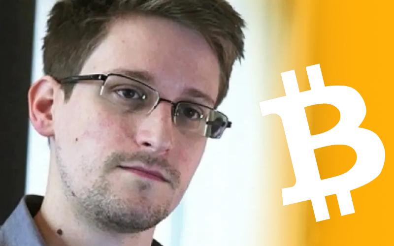 Panic The Culprit Behind Bitcoin Massive Drop- Edward Snowden