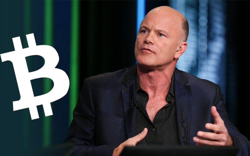 Bitcoin Breeds on Confidence, Which is Gone- Mike Novogratz