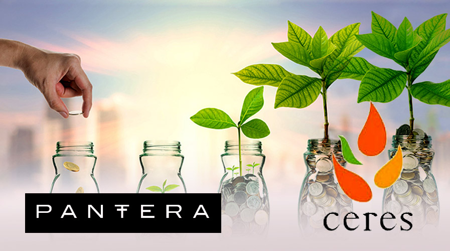 Marketing Firm Ceres Invest In Pantera's $175 Million Venture Fund