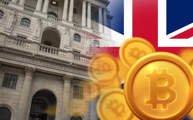 Bank of England Copies Fed Reserve Move to Combat Corona