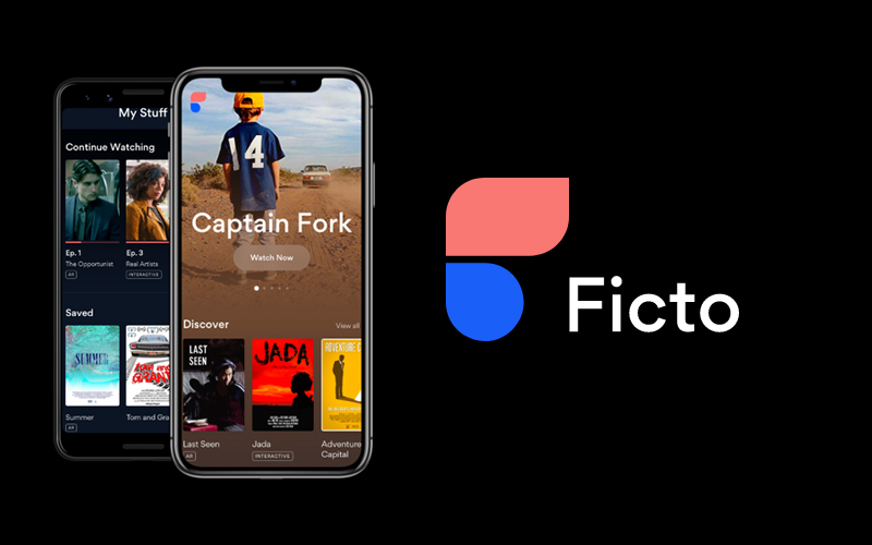 Ficto New Blockchain-Based Online Streaming App By