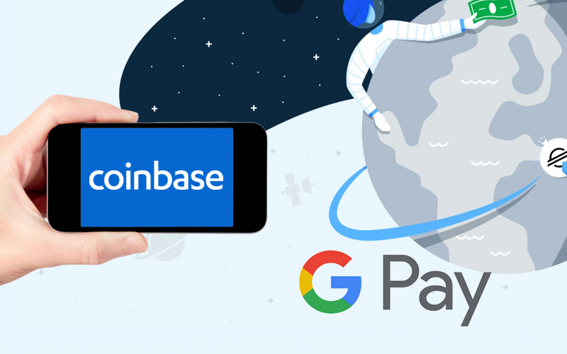 Coinbase Card On Google Pay To Offer Payments Through Mobile