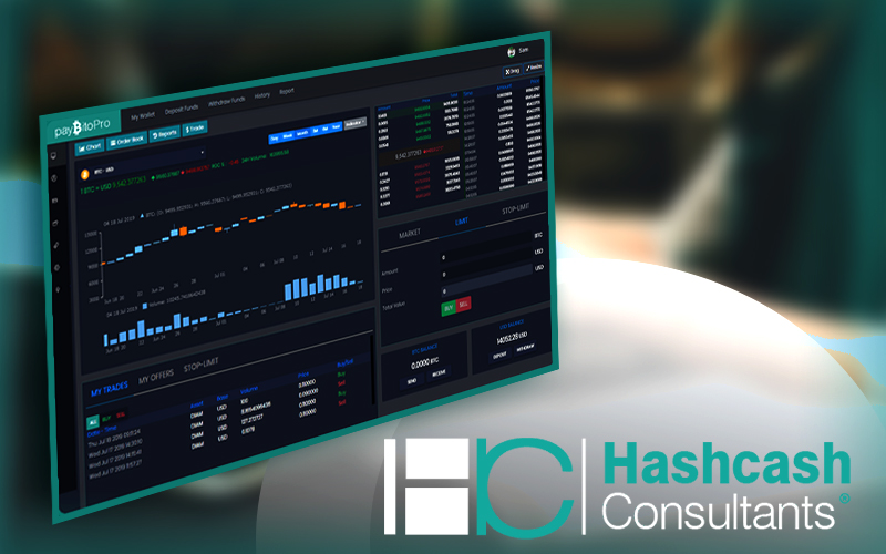 HashCash's CFIX to be Available on USA's PayBito