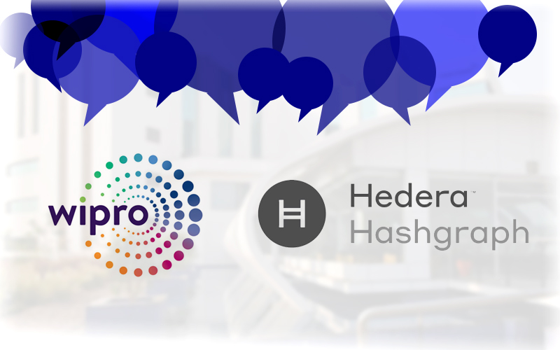 Hedera Hashgraph Council Includes Indian Company Wipro