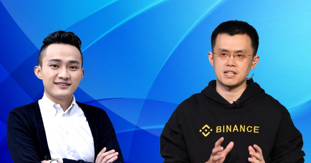Binance CEO Maintains Distance From Justin Sun Amidst Steemit Issue