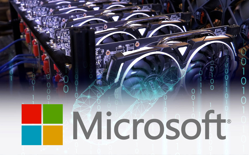 Microsoft Filed Patent for its New Cryptocurrency