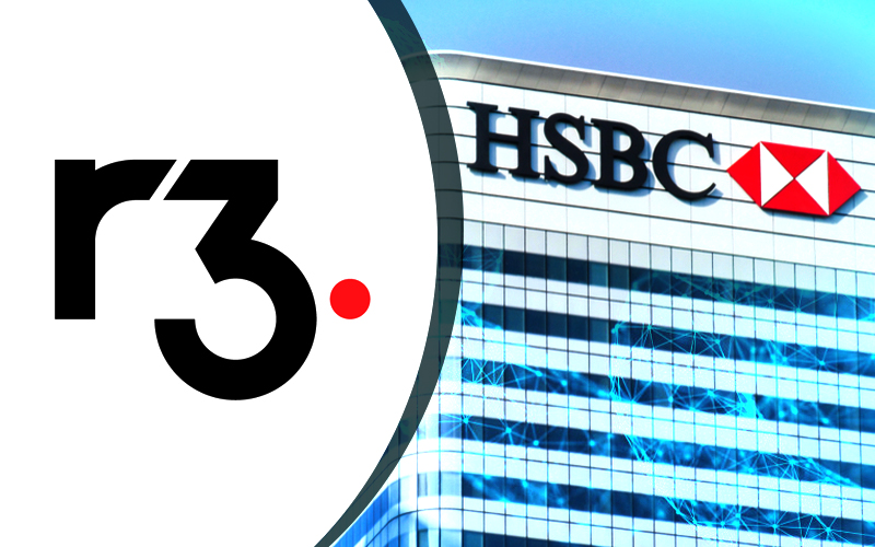 HSBC To Use R3 BLOCKCHAIN For $10 Billion Worth Of Private Placements