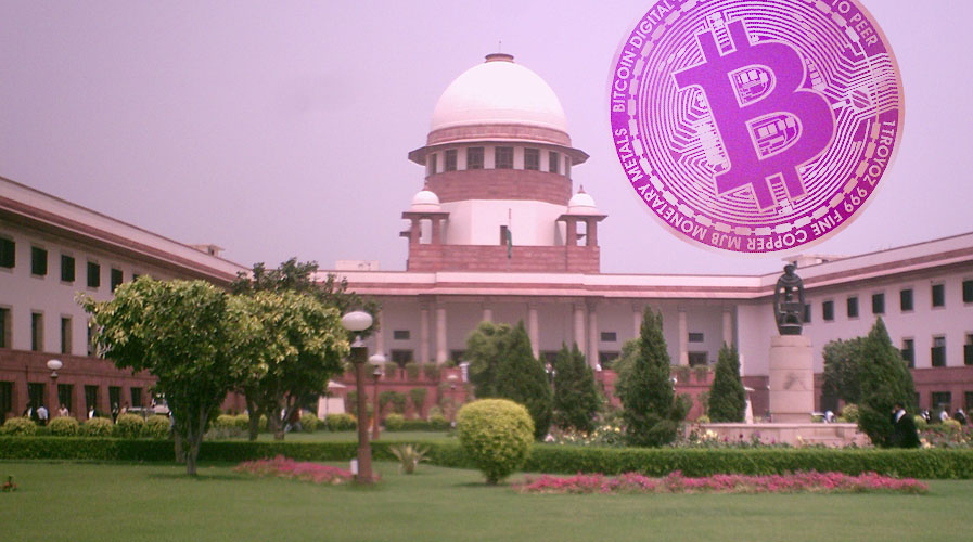 Indian Supreme Court to Pass Verdict on RBI Banking Ban on Cryptocurrencies Tomorrow