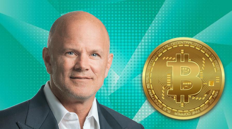 Mike Novogratz Clarifies Why Bitcoin Can't Be A Safe Haven