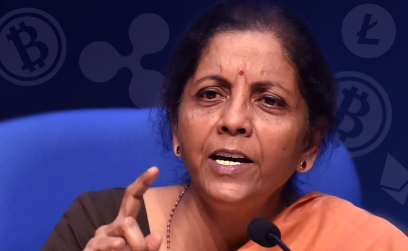 Does The Crypto Need Sitharaman Relief Packages To Combat Corona, or Is It A Force Unto Itself?
