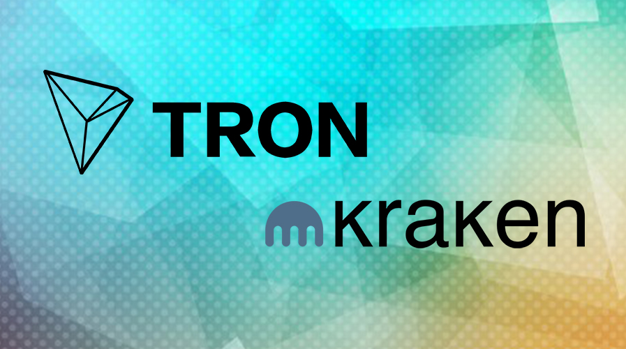 TRX Coins Of Tron Get Listed On Kraken Crypto Exchange