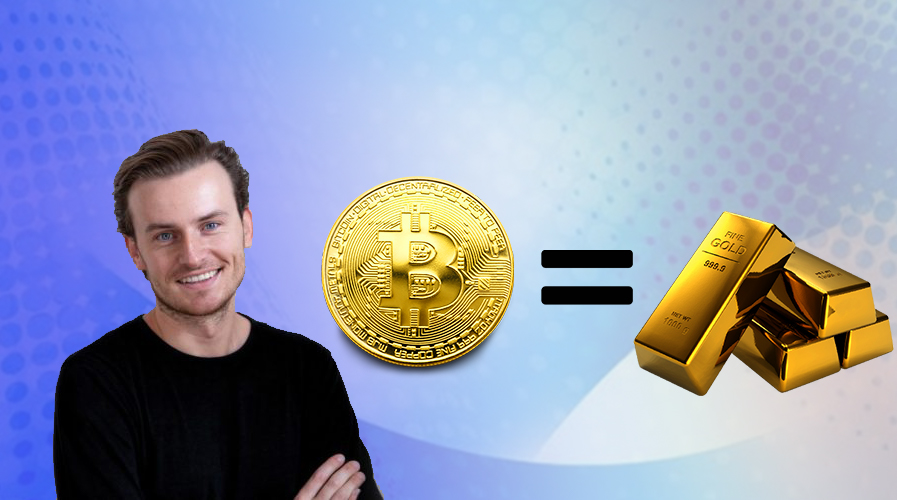 Bitcoin Is Gold 2.0, Better Version of Gold: Eric Demuth, CEO of Bitpanda
