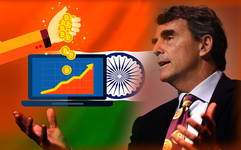 Tim Draper Allured to The Indian Crypto Market ; Looking to Invest