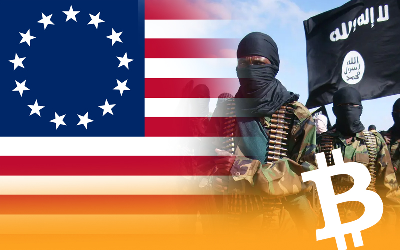 The US Fed Court Sentence Citizen For Funding ISIS Using Bitcoin