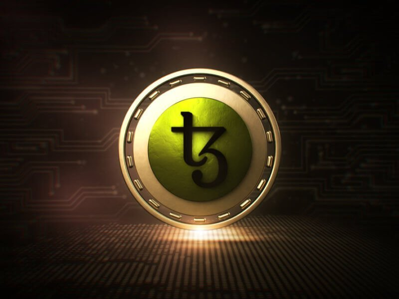 Tezos at its wits end: 10-15% drop soon