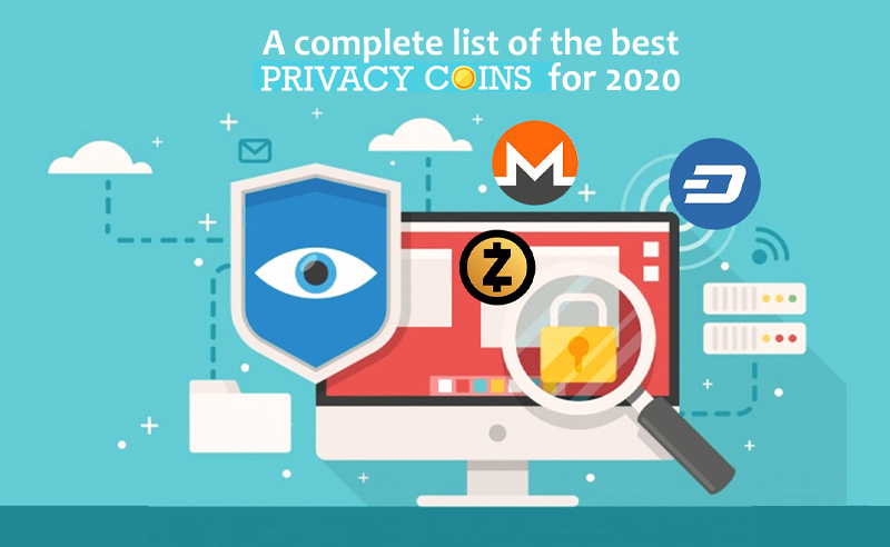 Five Most Promising and Best Privacy Coins For 2020