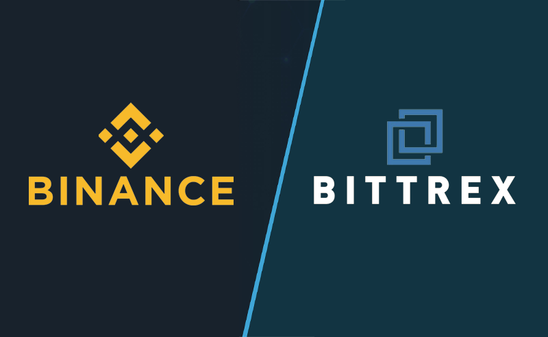 Binance Vs Bittrex: Comparing Two Most Popular Cryptocurrency Exchanges