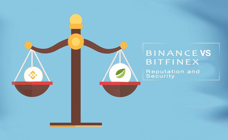 Binance vs bitfinex - reputation and security