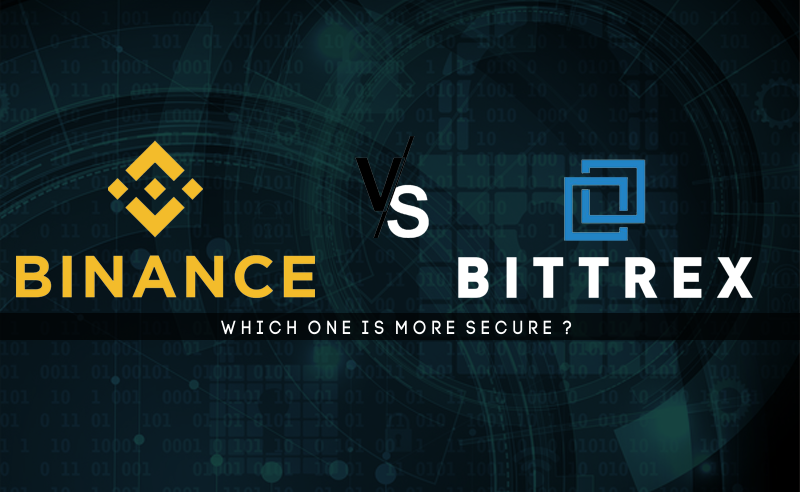 Binance vs bittrex - which one is more secure