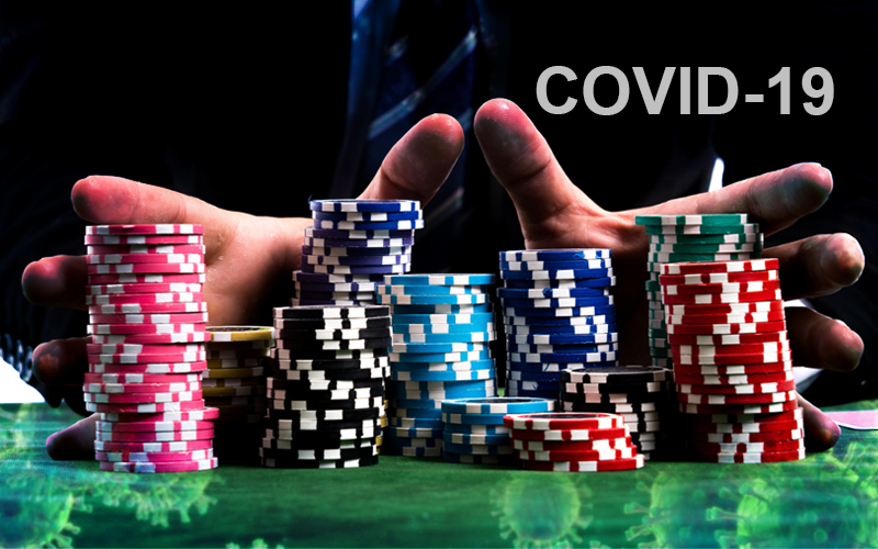 Giving Block Brings Together Big Crypto Poker Names to Fight Covid-19