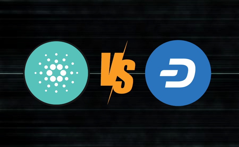 Cardano Vs Dash ; Which One's A Better Investment Option?