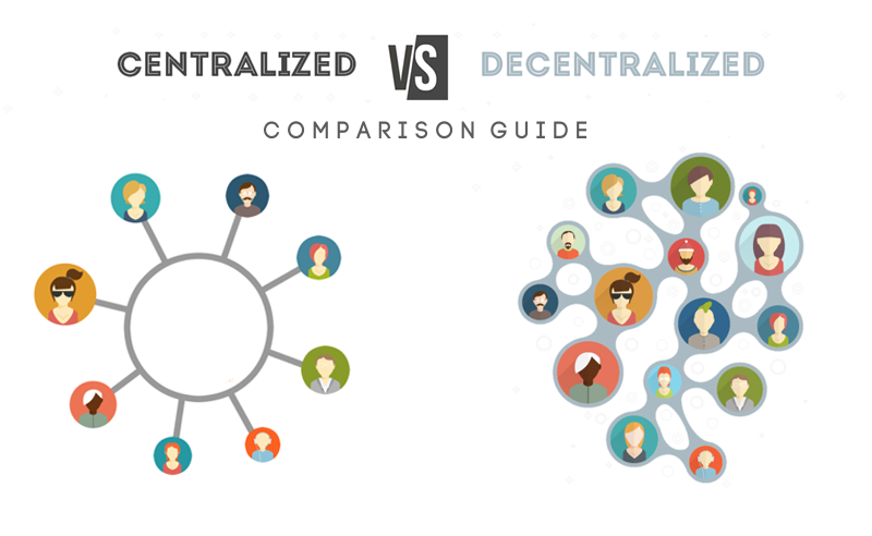 A Beginners Guide to Centralized Vs Decentralized Cryptocurrency