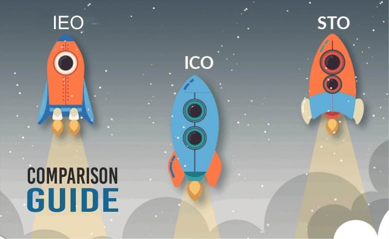 All you Need to Know about ICOs, IEOS, and STOs