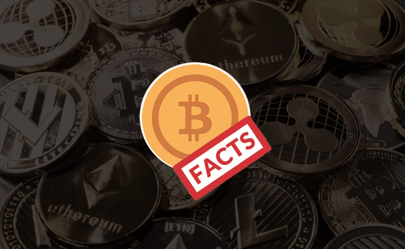 Fun facts about cryptocurrency