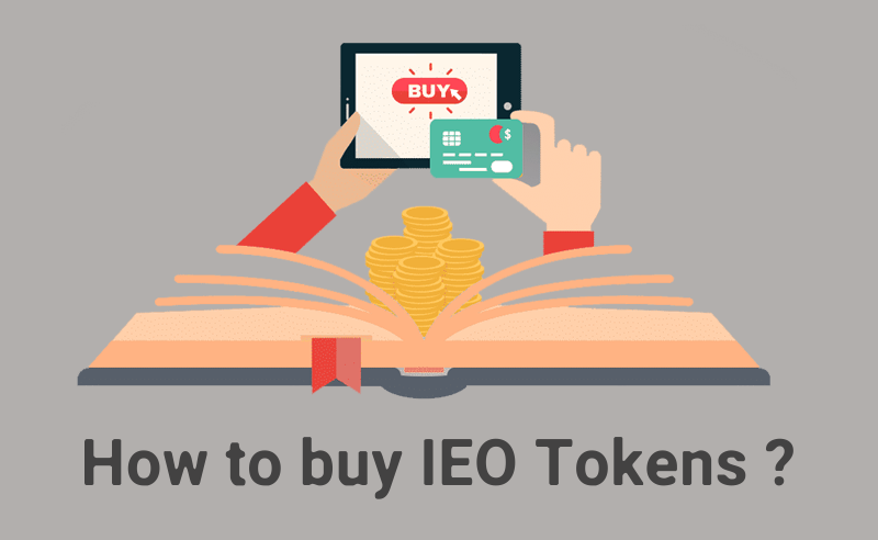 how to buy ieo tokens