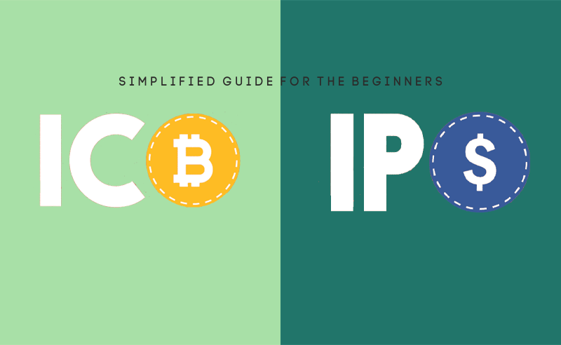 ICO vs IPO | Simplified Guide For The Beginners Of 2020