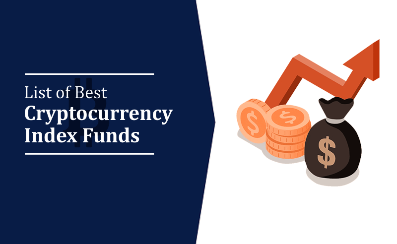 List of best cryptocurrency index funds