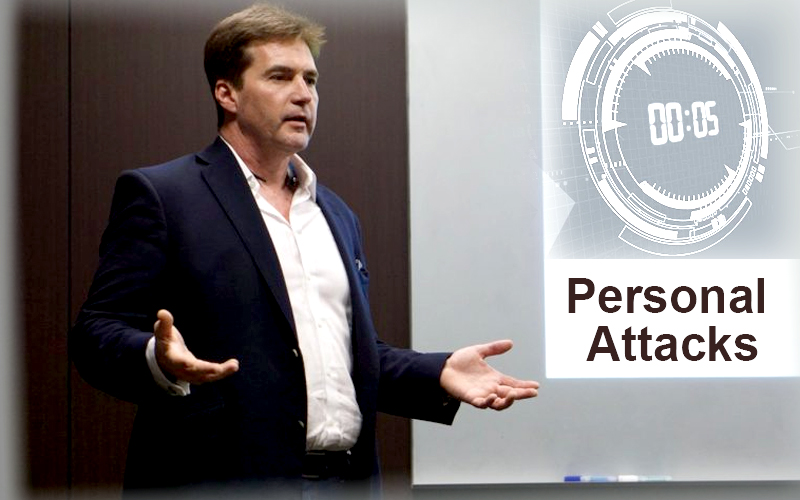 Craig Wright's Lawyers Criticize Magistrate's For Personal Attack