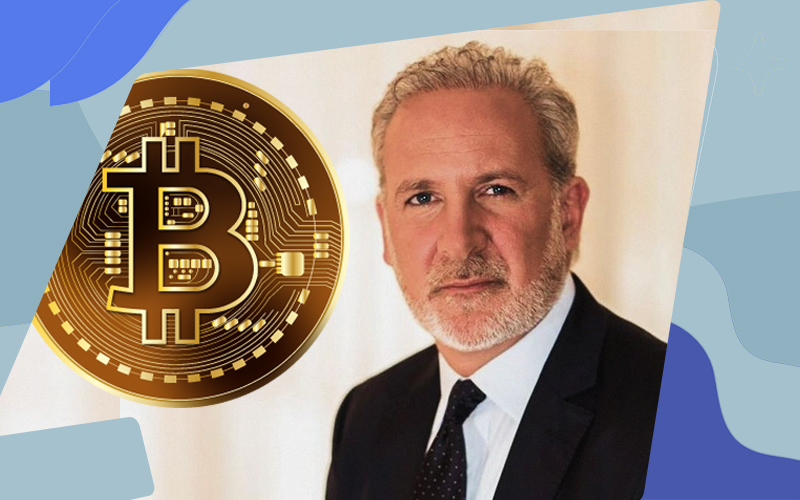 Peter Schiff Criticized Bitcoin, Said Only Speculators will Buy Bitcoin