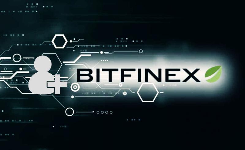 Sign up on bitfinex