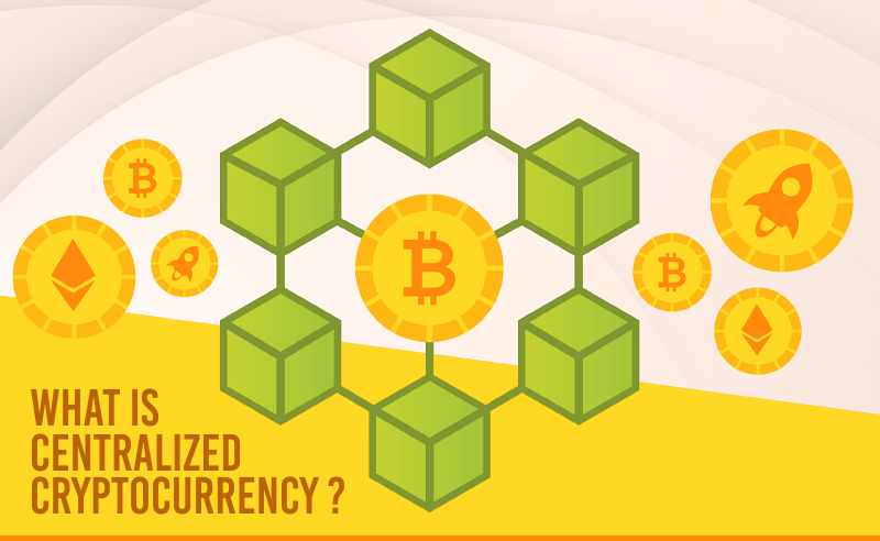 What is centralised cryptocurrency