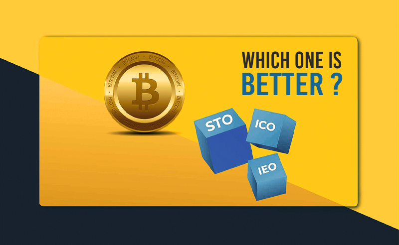 Which one is better - ICO, IEO and STO