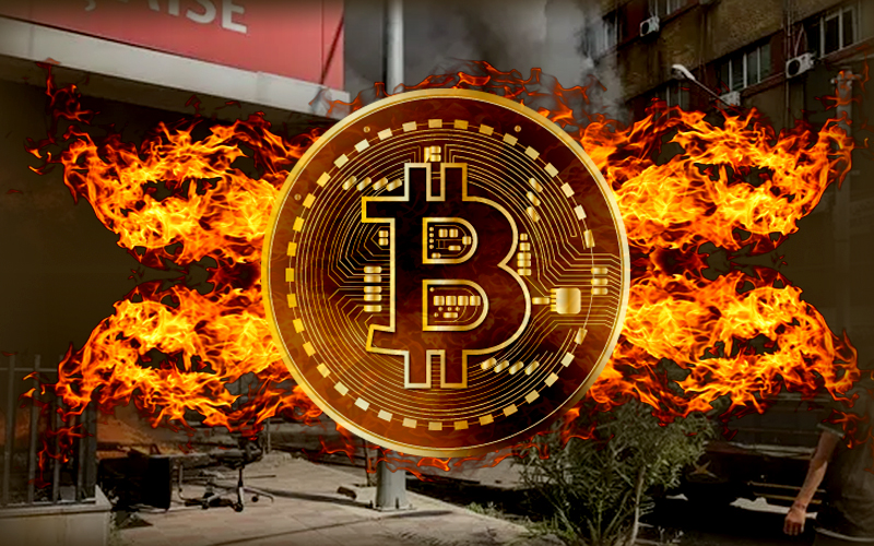 The Crashing of Lebanese Pound by 50% Amid Hyperinflation, Proves Why we Need BTC