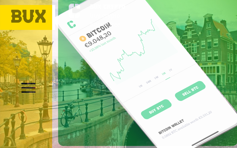 BUX Launches BUX Crypto For European Traders