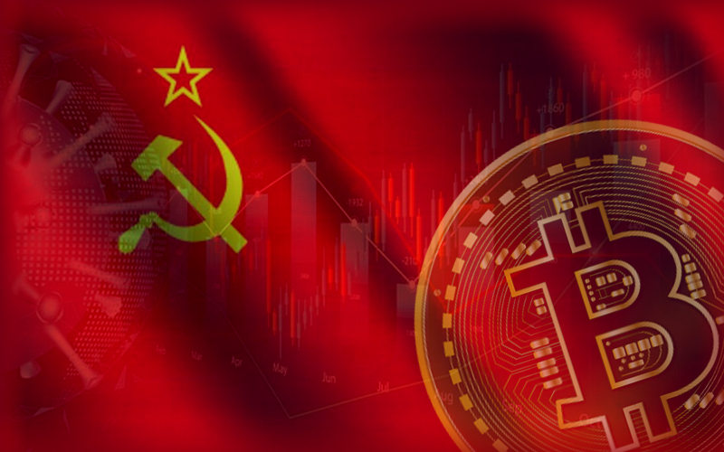 Russians Moving Towards Cash and Bitcoin as Economy Sinks