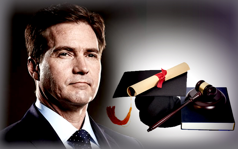 Craig Wright Plagiarizes His Dissertation For Law Degree From Different Sources