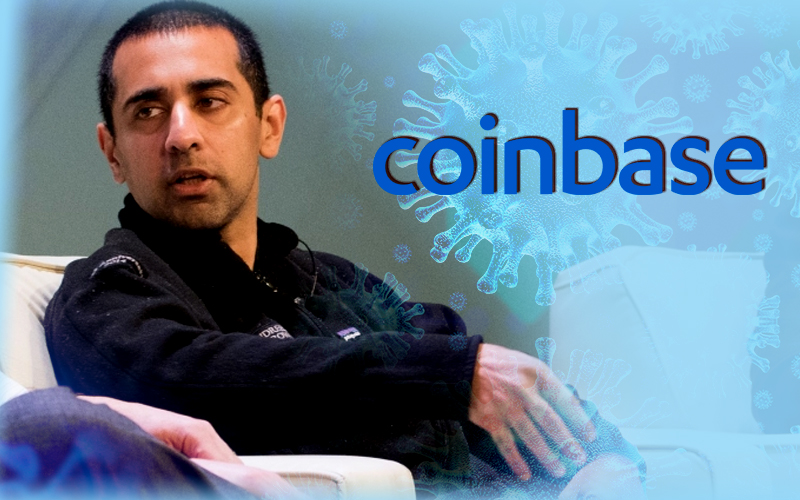 Ex-Coinbase CTO Believes COVID-19 to be Most Documented Event