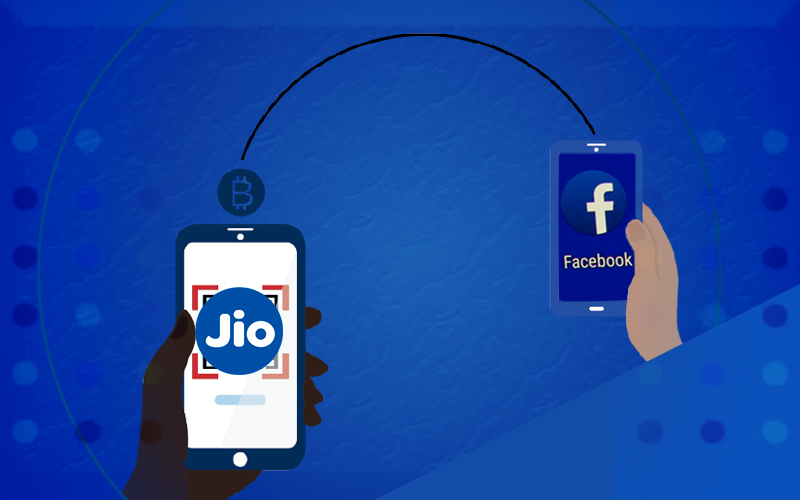 Facebook's Investment in Jio Might Promote Crypto in India