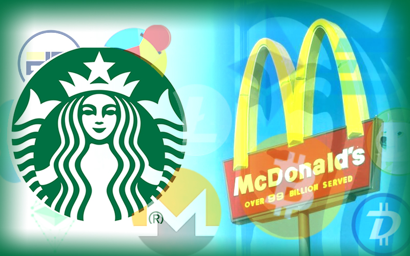 Starbucks And McDonald's To Start Real-World Test Of Digital Yuan