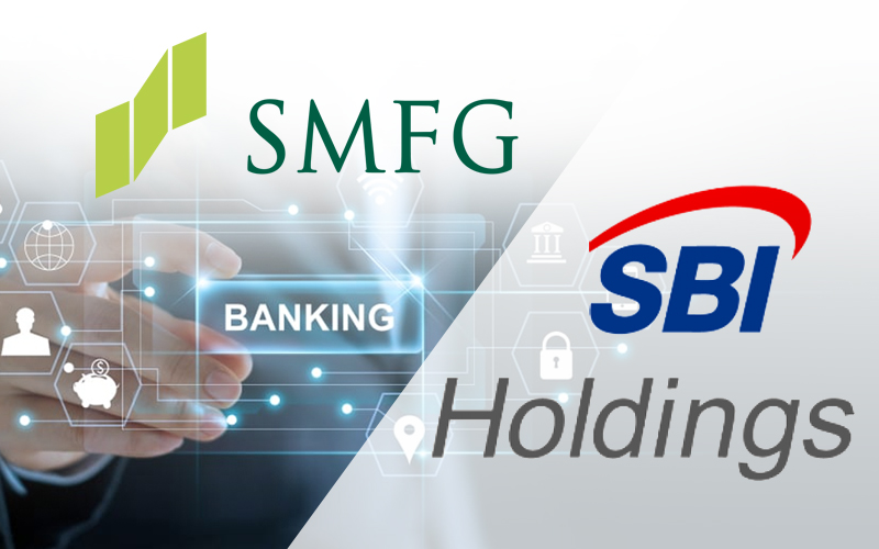 SMFG And SBI Holdings To Inks A Deal For Digital Banking