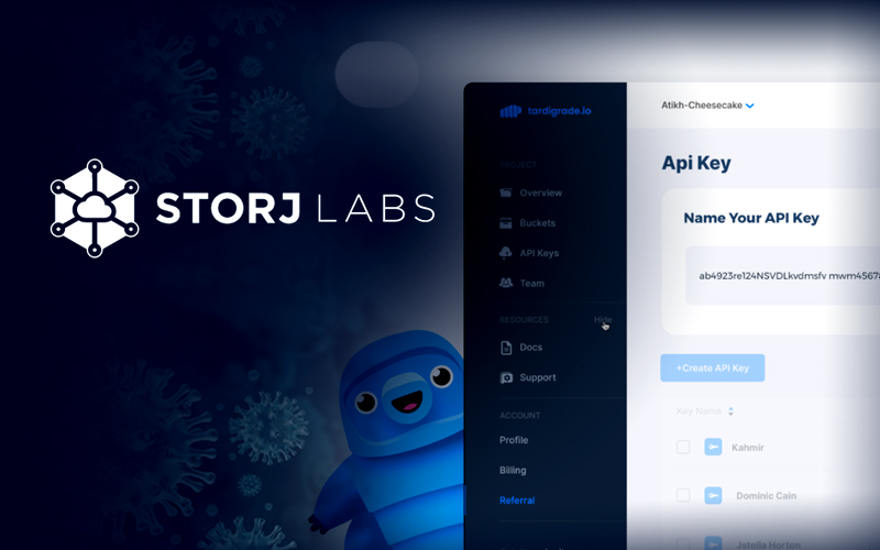 Storj's Free Storage Program For Organizations In Fight Against COVID-19